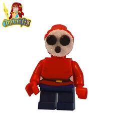 Custom Print LEGO minifigure Super Mario Character Shy Guy