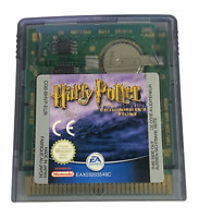 Harry Potter and the Philosopher's Stone Nintendo Gameboy Color Cartridge