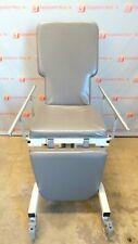 Biodex Ultrasound Procedure Table Chair 056 605 Mobile Hydraulic Trendelenburg