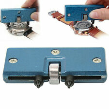 Adjustable Watch Back Case Cover Opener Portable Remover Wrench Repair Kit Tool