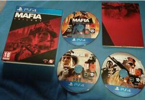 Mafia Trilogy (PS4, 2020)