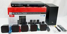 RCA RTB10323LW 200W Blu-ray/DVD WiFi Home Theater System Internet 5.1 Audio