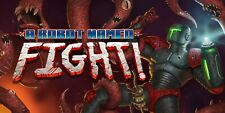 A Robot Named Fight! Region Free Steam PC Key