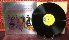 """1969 Booker T. & The MG's """"The Booker T. Set"""" STS-2009 Stax Records LP (EX)"""