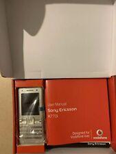 Sony Ericsson K770i Beige (Ohne Simlock)  Handy Unbenutzt