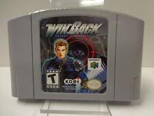N64 juego-WinBack Covert Operations (usk18) (NTSC-US import) (módulo)