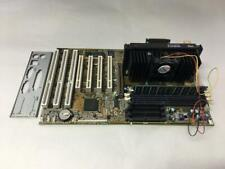 MOTHERBOARD ECS ELITEGROUP P6LX-A+ REV:1.1A SCSI MEDIABUS SLOT1 440LX AGP