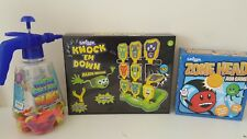 Smiggle Water Balloon BLAST#knock Em Down Game#zone Head aim Game NEW