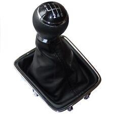 Pommeau soufflet et cadre de levier de vitesse 6 vitesses pour VW Sharan 7N