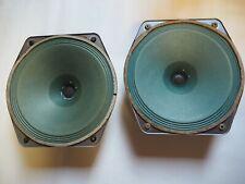 SABA Lautsprecher 240mm durchmesser