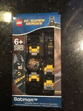 LEGO DC Super Heroes Batman Watch 9005640 Brand new Factory Sealed