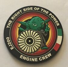 PATCH AERONAUTICA MILITARE ENGINE CREW EJ200