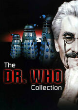 DOCTOR WHO DVD BOX SET THE DR WHO COLLECTION PETER CUSHING DALEKS INVASION EARTH