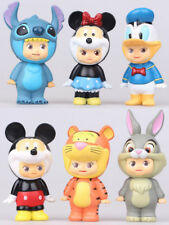 6pcs lot Sonny Angel Mini Figure baby doll Animal toys collection Kid Toy Gift