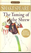 Shakespeare,Taming of the Shrew by William Shakespeare (1998, Paperback)