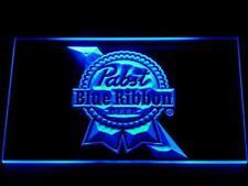 Pabst Blue Ribbon Bier Leuchtreklame Neonzeichen Leuchtschild Geschenk dekor