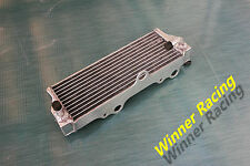 ALUMINUM LEFT RADIATOR HUSQVARNA WR/CR 125/250/300/360 2000-2010 2005 2006 2007