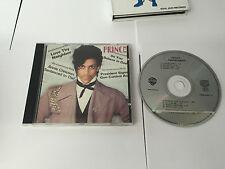 Controversy - Prince 1981 GERMAN PRESS CD - MINT