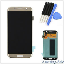 Fr Samsung Galaxy S7 Edge G935A G935T G935F Full LCD Screen Digitizer Touch Gold