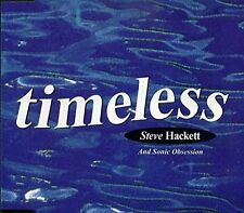 Steve Hackett Timeless (1994, & Sonic Obsession) [Maxi-CD]