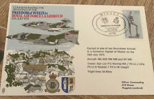 1974 Freedom Of Weeze To RAF Laarbruch Flight Cover FDC