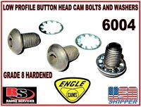 ENGLE VW Hi-Performance Lo Profile Button Head Cam Bolts W/ Washers 6004 RADKE