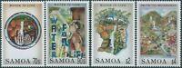 Samoa 1996 SG979-982 Water Resources MNH