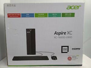 Acer Aspire XC-1660G-UW93 i5-11400 8GB RAM 512Gb SSD DVD +/- RW