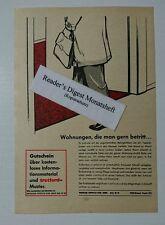 Werbeanzeige/advertisement A5: Tretford Teppichboden 1965 (14081631)
