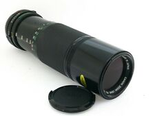 CANON FD 100-200mm 5.6 Obiettivo zoom per fotocamere Canon FD ( NO EOS )