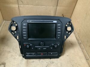 FORD MONDEO SAT NAV / STEREO RADIO / CD PLAYER  BS7T-18K931-EJ 2012