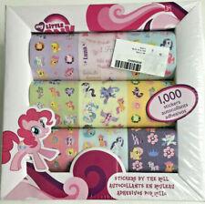 My Little Pony 1000 Stickers Friendship is Magic Sticker roll Sandylion ST6820