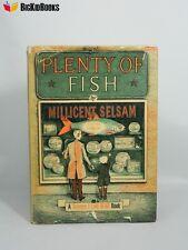 Plenty of Fish Millicent Selsam 1st/1st 1960 DJ I Can Read Edition Dust Jacket