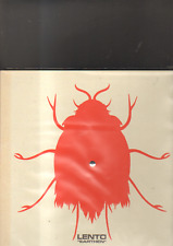 LENTO - earthen LP red vinyl
