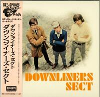 DOWNLINERS SECT-S/T-JAPAN MINI LP CD BONUS TRACK C94
