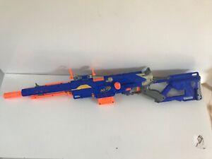 Nerf N-Strike Longstrike CS-6 (VERY RARE NERF GUN)