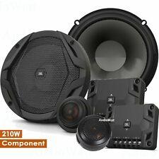 """JBL GX600C 6.5"""" 210 Watts 2-Way Car Audio Component Speaker 6-1/2"""" - 1 Set NEW"""