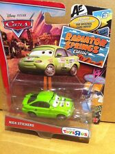 """DISNEY CARS DIECAST - """"Nick Stickers"""" - Combined Postage"""