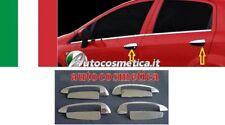 Copri Maniglie Cromate Fiat Grande Punto éunto EVO 5 porte cromature 2005-2018