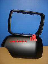 BMW X5 E53 1999 - 2006 Wing Door mirror Cover and Ring LEFT side NEW