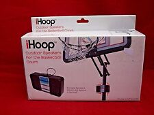 IHoop Outdoor Basketball Court MP3 / iPod Portable Speaker System 8 ohm 3 W