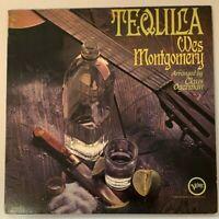 Wes Montgomery – Tequila, Verve,  Vinyl, LP, Album, Mono, Gatefold (1966)