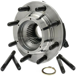 Wheel Bearing and Hub Assembly Front Quality-Built WH515081