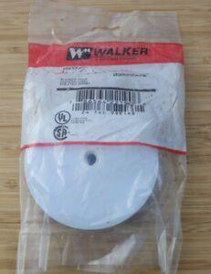 """New Walker 1043S Blanking Plate 2"""" Threaded Base For 2"""" IPS  Insert ~ SHIPS FREE"""
