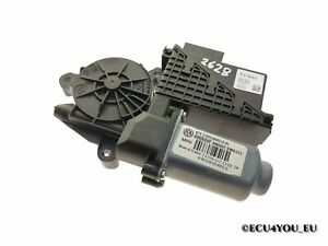 Original VW / Skoda Window Control Motor 6Y2959802A, 440778DN (id: 2628)