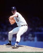 Detroit Tigers JACK MORRIS Glossy 8x10 Photo Baseball Print Pitching Poster