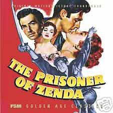The Prisoner of Zenda   Salinger Newman FSM Soundtrack