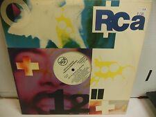 "33 RPM Vinyl Arthur Baker Feat. Adele Bertei ""Kiss The Ground"" 12"" 052014JDE"