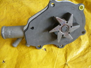 61-82 83 Chrysler Cordoba Dodge D250 Plymouth Rockhill 58-177 Engine Water Pump