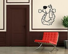 Wall Stickers Vinyl Decal Dog Animal Champion Pet Nursery ig1494
